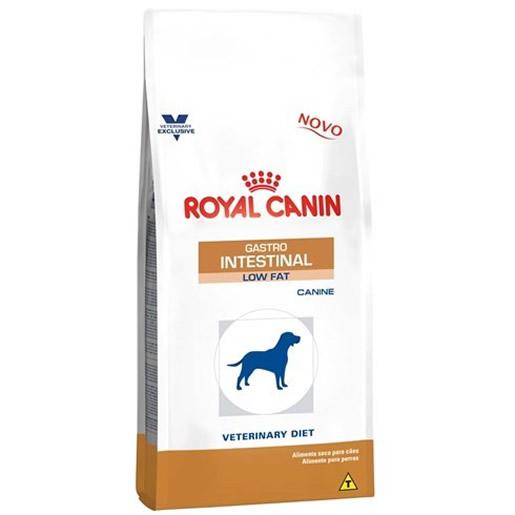 Ração Royal Canin Gastro Intestinal Low Fat Cães 10,1kg