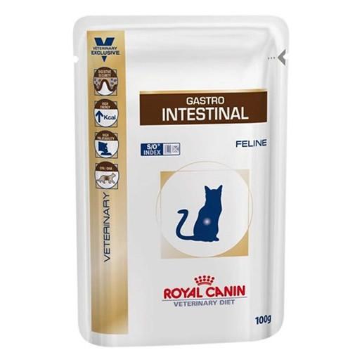 Ração Royal Canin Intestinal Wet Gatos Sachê 100g