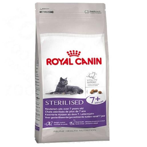 Ração Royal Canin Sterilised 7+ Gatos Castrados 1,5kg