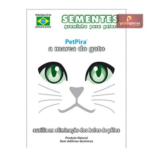 Semente de Graminha PetPira para Gatos 50g