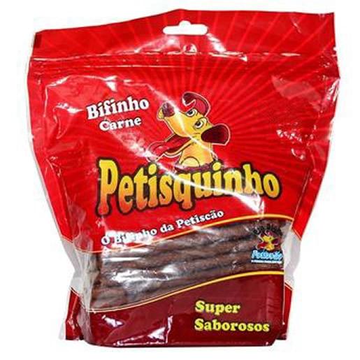 Palito Petisquinho Para Cães Carne 1kg