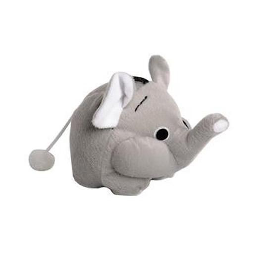 Brinquedo Elefante de Pelúcia Para Cães Petix