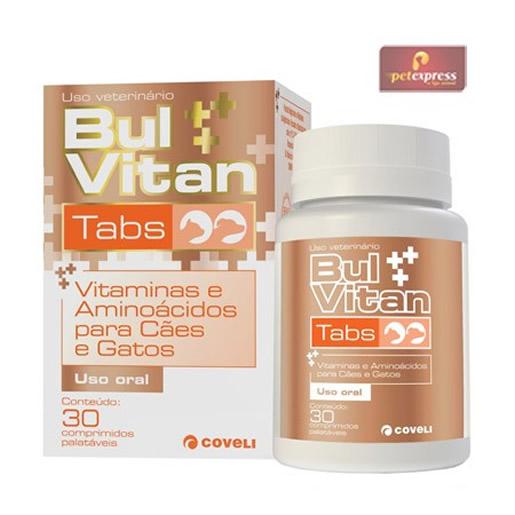 Bulvitan Tabs com 30 Comprimidos