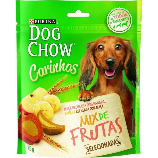 Biscoito Purina Dog Chow Mix de Frutas Carinhos