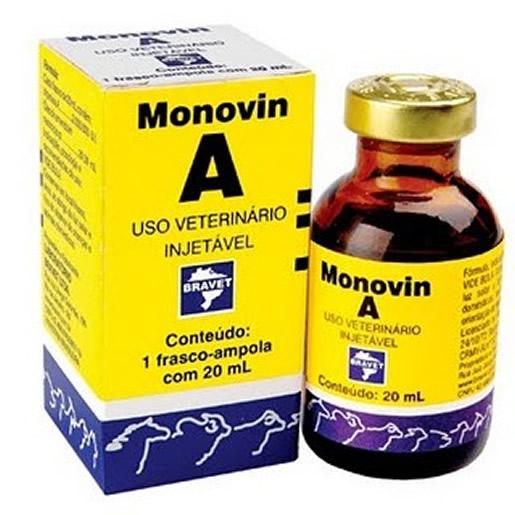 Suplemento Monovin A 20ml