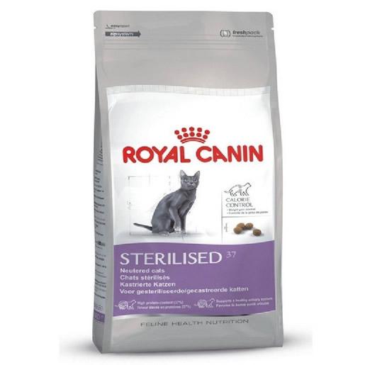 Ração Royal Canin Sterilised Gatos Castrados 400g