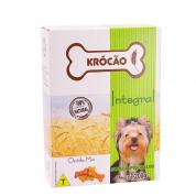 Biscoito Integral Ossinho Mini Krócão Cachorros 200g