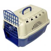 Caixa de Transporte Falcon Azul Durapets nº 1