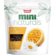 Petisco Bassar Mini Naturals Relax Maracujá e Camomila 300g