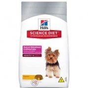 Ração Hills Science Diet Cachorros Adultos Raças Pequenas e Miniatura 3kg
