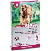 Imagem - Advantage MAX 3 G Para Cães Entre 10kg e 25kg