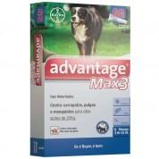 Advantage Max 3 GG Cães Acima de 25kg
