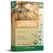 Advocate Bayer para Cães até 4kg