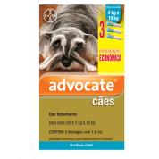 Imagem - Advocate Combo Leve 3 Pague 2 Para Cães Entre 4kg e 10kg