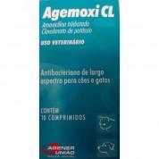 Imagem - Agemoxi CL 250mg com 10 Comprimidos