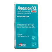 Agemoxi CL 50mg com 10 Comprimidos