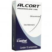 Imagem - Alcort 5mg 10 comprimidos