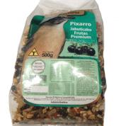 Alimento Nutripassaros para Pixarro/Trinca Ferro Jabuticaba e Frutas 500g