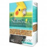 Alimento para Aves Nutrópica Calopsita Veggie 300g