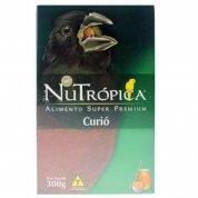 Alimento para Aves Nutrópica Extrusados Curió 300g