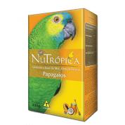 Alimento para Aves Nutrópica Mel e Ovos Papagaio 300g