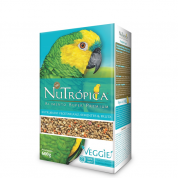 Alimento para Aves Nutrópica Papagaio Veggie 600g