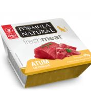 Alimento Úmido Fresh Meat Gourmet Atum em Pedaços Gatos Adultos 40g