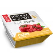 Alimento Úmido Fresh Meat Gourmet Carne Desfiada Gatos Adultos 40g