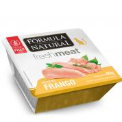 Alimento Úmido Fresh Meat Gourmet Peito de Frango Gatos Adultos 40g