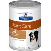 Alimento Úmido Hills Canine Prescription Diet J/D Cuidados Articulares 370g