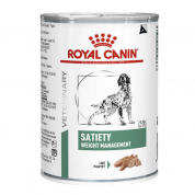 Alimento Úmido Lata Royal Canin Satiety Support Cachorros 410g