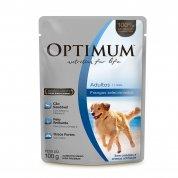 Alimento Úmido Optimum Sachê Cães Adultos Frango 100g