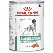 Alimento Úmido Royal Canin Diabetic Special Low Carbohydrate 410g