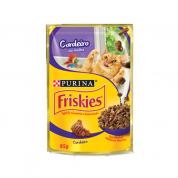 Alimento Úmido Sachê Friskies Cordeiro ao Molho Gatos 85g