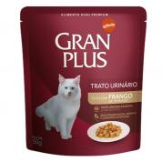 Imagem - Alimento Úmido Sachê Gran Plus Gatos Trato Urinário Frango 50g