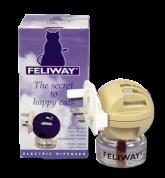 Anti-Estressante Para Gatos Feliway Difusor Elétrico + Refil 48ml