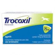 Anti-inflamatório Trocoxil 75mg - 2 comprimidos