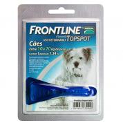 Antipulgas e Carrapatos Frontline Topspot Cachorros 10 a 20kg