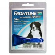 Antipulgas e Carrapatos Frontline Topspot Cachorros 40 a 60kg