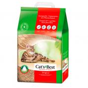 Imagem - Areia Sanitária Cats Best Original 17,2kg
