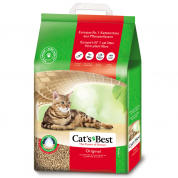 Imagem - Areia Sanitária Cats Best Original 8,6kg