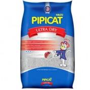 Areia Sanitária Pipicat Ultra Dry 15kg