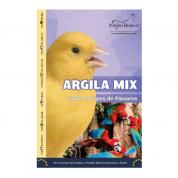 Argila Mix Todos os Tipos de Pássaros Pombo Branco 50g