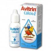 Avitrin Cálcio Plus 15ml