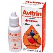 Avitrin Complexo Vitamínico para Aves 15ml