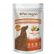Bifinho Natural PetVegan Frutas Cachorros 300g