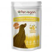 Bifinho Natural PetVegan Maracujá e Camomila Cachorros 60g