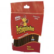 Imagem - Bifinho Palito Petisquinho Carne Cachorros 250g