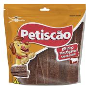 Bifinho Petiscão Carne Cachorros 500g
