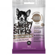 Bifinhos Cachorros Sheepy Sticks Açaí The French Co. 60g